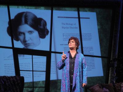 Carrie Fisher fue mucho más que una princesa: su desconocida faceta como script doctor