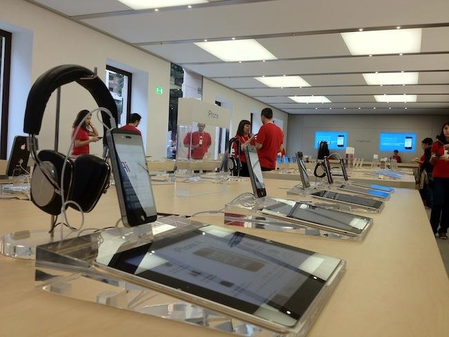 Foto de Apple Store Calle Colón (Valencia) (31/90)
