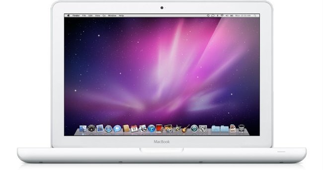 macbook 13 pulgadas blanco apple