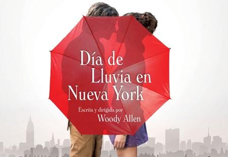 'Día de lluvia en Nueva York': una encantadora comedia donde brillan los diálogos y sus dos protagonistas