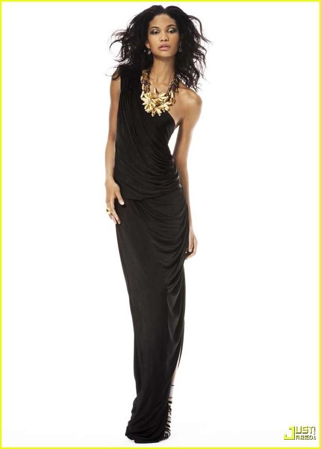 Foto de Chanel Iman en la revista Prestige (10/10)