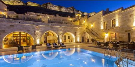 Lista de los mejores hoteles del mundo