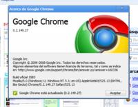 Google Chrome Tour: Galería de capturas de pantalla