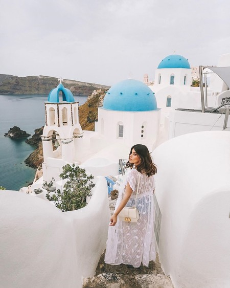 16 túnicas y caftanes de estilo boho para crear un look fresquito y estiloso este verano
