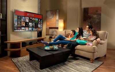 Así es como el vídeo bajo demanda de Internet se está comiendo la tele en directo de siempre