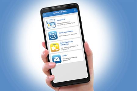 Cómo presentar la declaración de la Renta 2019 desde un móvil Android o iPhone
