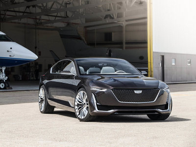 Cadillac planea producir el Escala Concept y podría ser la siguiente generación del CT6