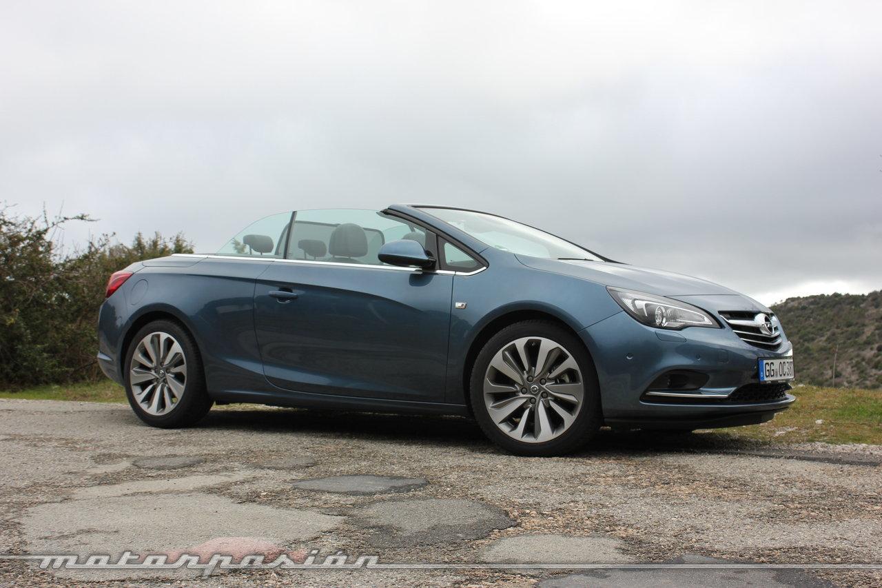 Foto de Opel Cabrio 2013 (presentación) (23/52)