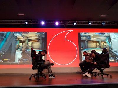 MEC, así quiere Vodafone optimizar su red móvil para gaming reduciendo en un 90% la latencia