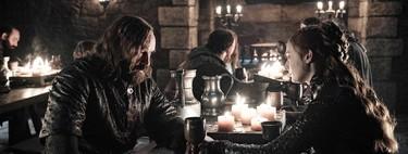'Juego de Tronos' 8x04: Jessica Chastain arremete contra la serie por usar la violación para empoderar a Sansa