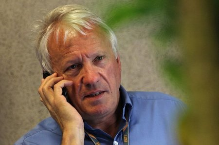 ¿Estará Charlie Whiting en los test de pretemporada de Jerez?
