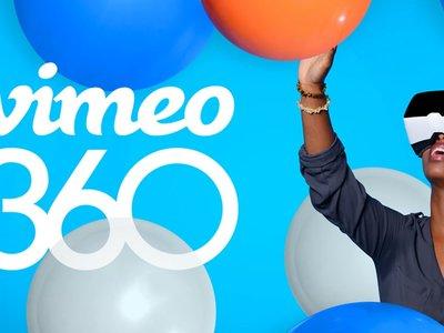 Vimeo se apunta a la moda de los vídeos en 360 grados, el 3D y resoluciones 8K