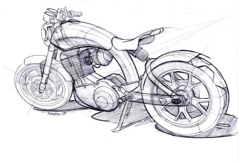 Foto de Mac Motorcycles, nueva marca británica (1/13)