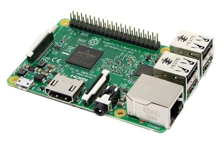 Oferta Flash: Raspberry Pi 3 Modelo B por sólo 23,90 euros y envío gratis