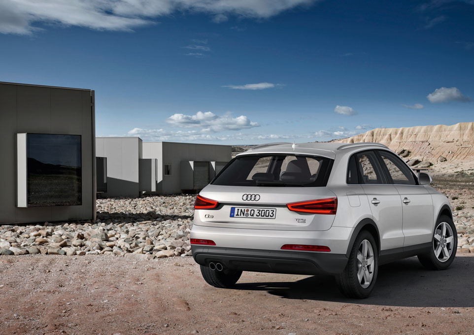 Foto de Audi Q3 oficial (26/31)