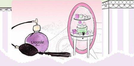 Ladurée lanza en 2012 su línea de maquillaje