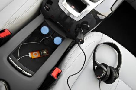 Peugeot 5008 viene con WiFi dentro
