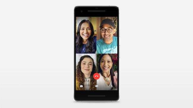 Llegan a WhatsApp las llamadas y videollamadas grupales, y ya están disponibles en México