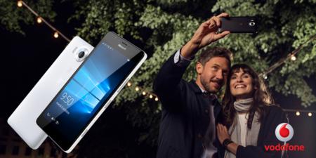 Microsoft Lumia 950 y Lumia 550 ya están disponibles en Vodafone: precios y tarifas