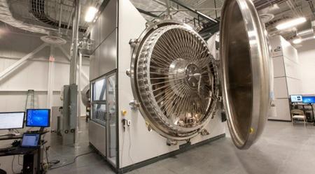 Cañón y acelerador de partículas Hyperion de Twin Creeks