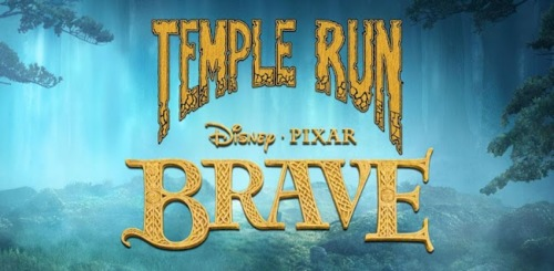 Temple Run: BRAVE ya disponible para Android