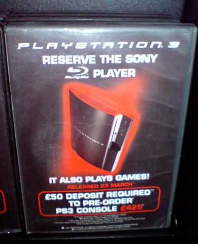 ¿Qué es la PS3?