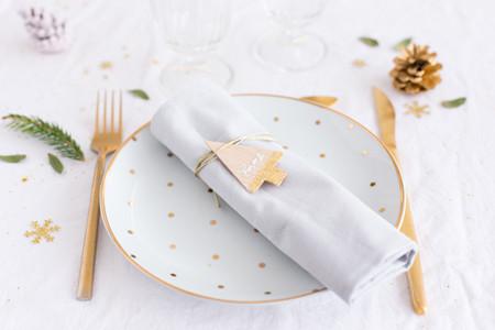 La semana decorativa: mesas de Navidad e inspiración para las de Fin de Año