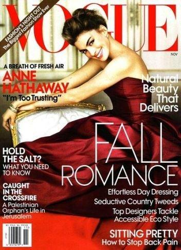 Anne Hathaway: ¡Ay que ver lo mona que va esta chica siempre!