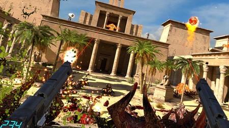 Serious Sam VR: The Last Hope llegará con acceso anticipado para Steam