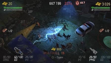 Dead Nation debutará este miércoles en PS Vita