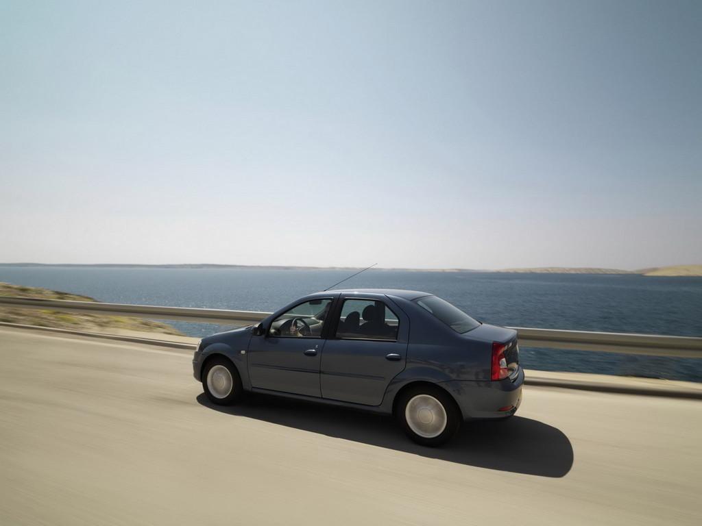 Foto de Dacia Logan 2008 (33/57)
