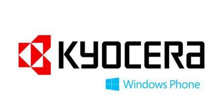 Kyocera también se apunta a Windows Phone