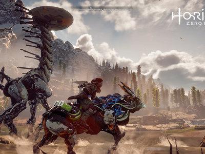 Horizon Zero Dawn reaparece y nos muestra su enorme mundo libre con estos vídeos de gameplay e imágenes