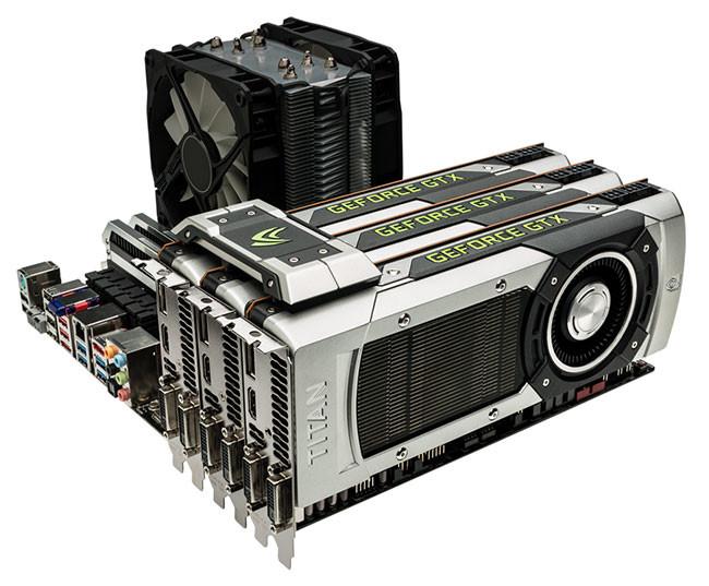 Nvidia Geforce Sli Config