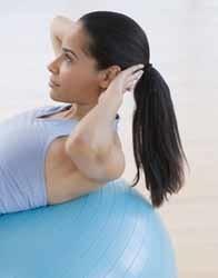 El ejercicio inadecuado inmediatamente después del parto puede causar incontinencia