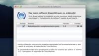 Apple lanza una actualización complementaria para OS X Lion 10.7.3