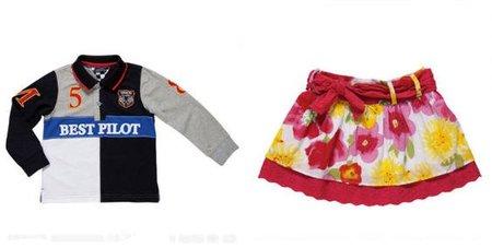 La colección Primavera Verano de Chicco llega cargada de prendas prácticas y creativas para niños y niñas