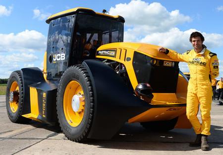 Jcb Fastrac 8000 Tractor Record 2