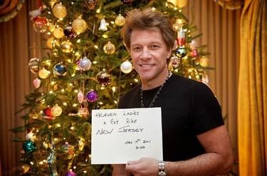 Bon Jovi no estaba muerto... estaba de parranda