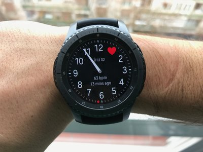 Samsung Gear S3 Frontier: la experiencia de un usuario de iPhone y Apple Watch