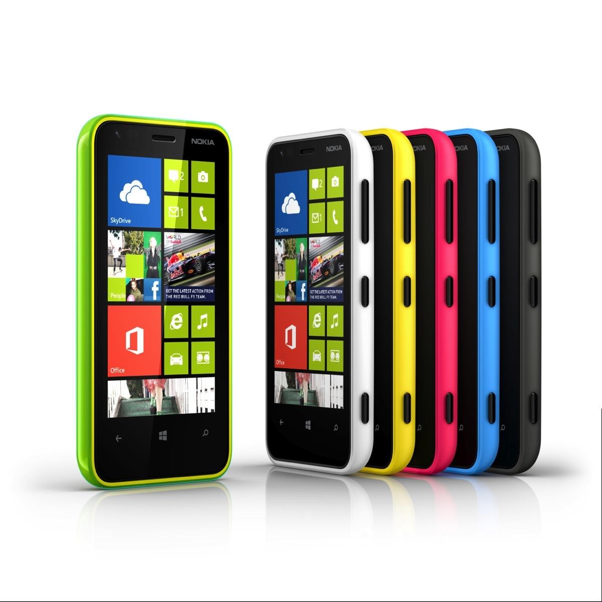Foto de Nokia Lumia 620 (2/6)