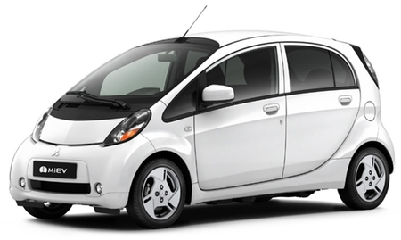 Así se construye el Mitsubishi i-MiEV