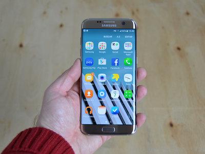 El Galaxy S7 recibirá Android 7.0 Nougat en enero, según Samsung