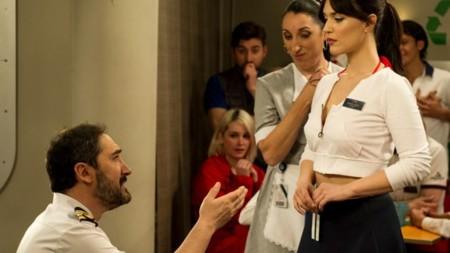 Telecinco renueva la comedia 'Anclados'