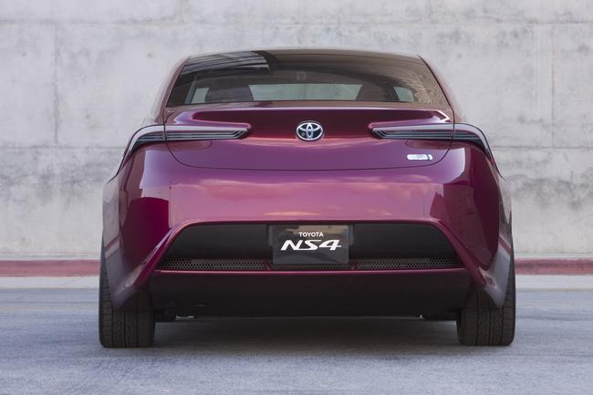Foto de Toyota NS4 concept (4/7)