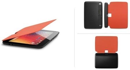 Ya puedes comprar una funda oficial para tu Nexus 10