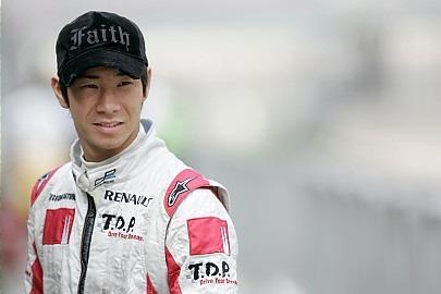 Kobayashi, el más rápido en Shanghai