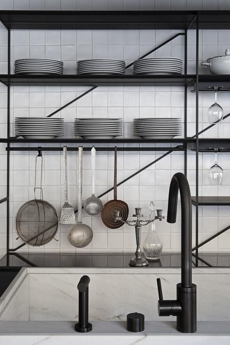 Diseño 100% italiano en el nuevo showrrom de Boffi en Madrid