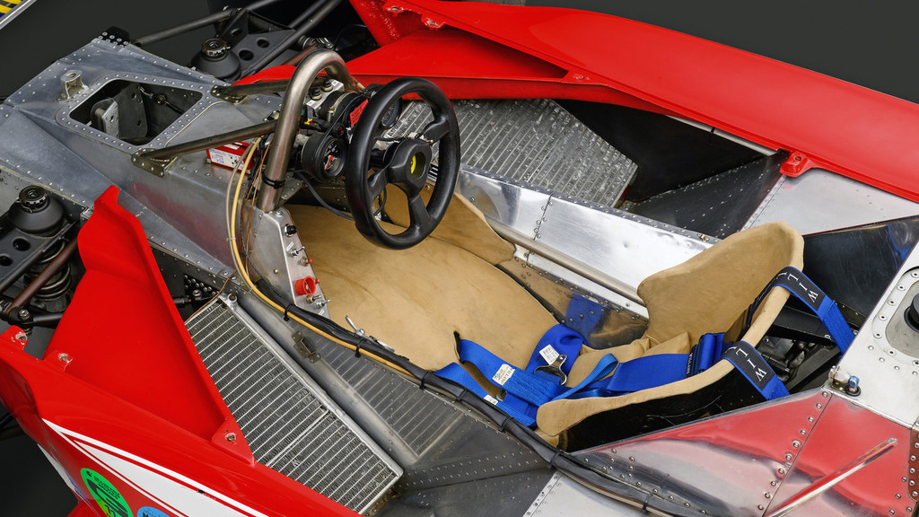 ¿Quieres un Ferrari de Fórmula 1? Este Ferrari 312 T3 de 1978 acaba de salir a subasta...