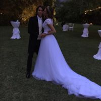 Jessica Bueno se casó con su Jota